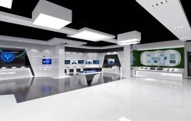为什么如今的企业都选择企业展厅设计?
