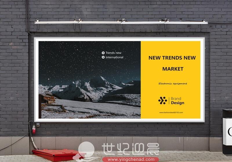 户外广告制作过程中标牌需要注意的相关事项