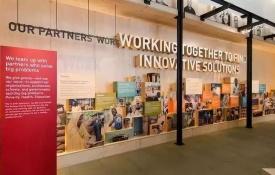 PVC、亚克力做成的企业文化墙怎么样?